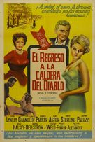 Return to Peyton Place - Argentinian Movie Poster (xs thumbnail)