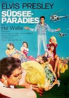 Paradise, Hawaiian Style - German Movie Poster (xs thumbnail)
