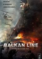 Balkanskiy rubezh - French DVD movie cover (xs thumbnail)
