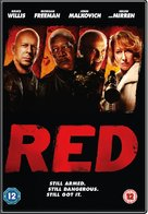 RED - British DVD movie cover (xs thumbnail)