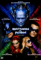 Batman And Robin - Brazilian Movie Cover (xs thumbnail)