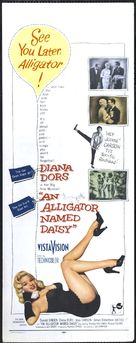 An Alligator Named Daisy - Movie Poster (xs thumbnail)