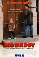 Big Daddy - Movie Poster (xs thumbnail)