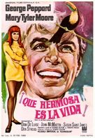 What's So Bad About Feeling Good? - Spanish Movie Poster (xs thumbnail)