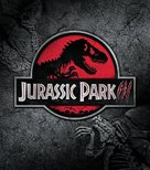 Jurassic Park III - Blu-Ray movie cover (xs thumbnail)