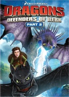 """Dragons: Riders of Berk"" - DVD cover (xs thumbnail)"