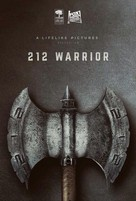 212 Warrior - Indonesian Movie Poster (xs thumbnail)