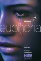 """Euphoria"" - Spanish Movie Poster (xs thumbnail)"