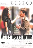 Adieu, plancher des vaches! - Spanish DVD cover (xs thumbnail)