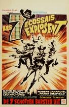 Sette donne per i MacGregor - Belgian Movie Poster (xs thumbnail)