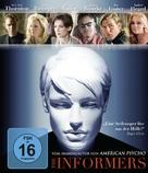 The Informers - German Blu-Ray cover (xs thumbnail)