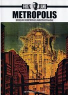 Metropolis - Brazilian Movie Cover (xs thumbnail)