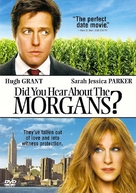 Did You Hear About the Morgans? - DVD cover (xs thumbnail)