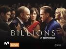 """Billions"" - Spanish Movie Poster (xs thumbnail)"