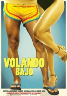 Volando Bajo - Mexican Movie Poster (xs thumbnail)