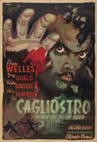 Black Magic - Argentinian Movie Poster (xs thumbnail)