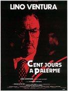 Cento giorni a Palermo - French Movie Poster (xs thumbnail)