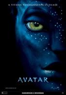 Avatar - Hungarian Movie Poster (xs thumbnail)