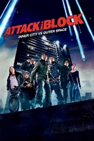 Attack the Block - DVD movie cover (xs thumbnail)
