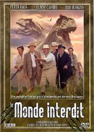 The Lost World - French DVD cover (xs thumbnail)