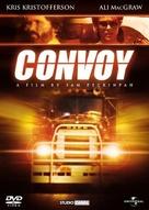 Convoy - Swedish DVD cover (xs thumbnail)