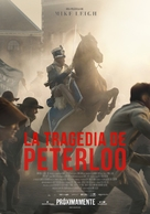 Peterloo - Spanish Movie Poster (xs thumbnail)
