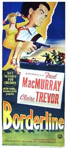 Borderline - Australian Movie Poster (xs thumbnail)