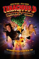 Tenacious D in 'The Pick of Destiny' - Movie Poster (xs thumbnail)