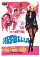 Arabella - Spanish Movie Poster (xs thumbnail)