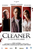 Cleaner - French Movie Poster (xs thumbnail)