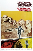 North by Northwest - Re-release poster (xs thumbnail)