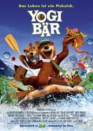 Yogi Bear - German Movie Poster (xs thumbnail)