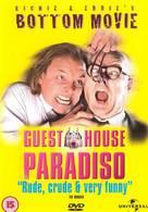 Guest House Paradiso - British poster (xs thumbnail)