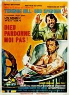 Dio perdona... Io no! - French Movie Poster (xs thumbnail)