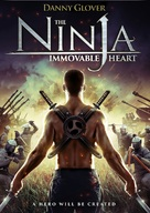 The Ninja Immovable Heart - DVD movie cover (xs thumbnail)