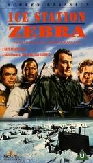 Ice Station Zebra - British Movie Cover (xs thumbnail)
