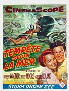 Beneath the 12-Mile Reef - Belgian Movie Poster (xs thumbnail)