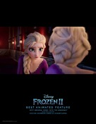 Frozen II - For your consideration movie poster (xs thumbnail)
