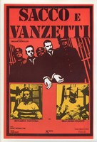 Sacco e Vanzetti - Spanish Movie Poster (xs thumbnail)