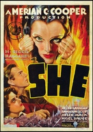 She - Movie Poster (xs thumbnail)