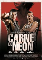 Carne de neón - Argentinian Movie Poster (xs thumbnail)