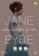Jane Eyre - Norwegian DVD cover (xs thumbnail)