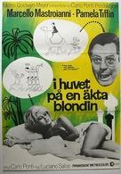 Oggi, domani, dopodomani - Swedish Movie Poster (xs thumbnail)