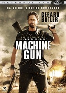 Machine Gun Preacher - French DVD movie cover (xs thumbnail)