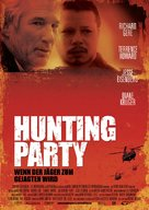 The Hunting Party - German poster (xs thumbnail)