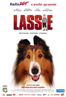 Lassie - Polish Movie Poster (xs thumbnail)