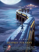 The Polar Express - Polish Movie Poster (xs thumbnail)