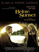 Before Sunset - French Movie Poster (xs thumbnail)