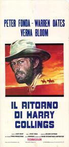 The Hired Hand - Italian Movie Poster (xs thumbnail)