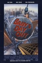 Baby's Day Out - Movie Poster (xs thumbnail)